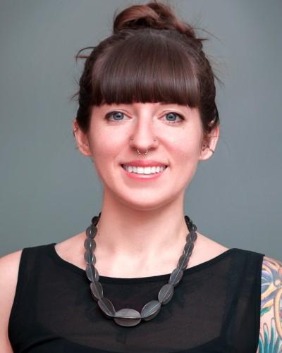 Эрика Бейо, победитель конкурса Halstead Grant