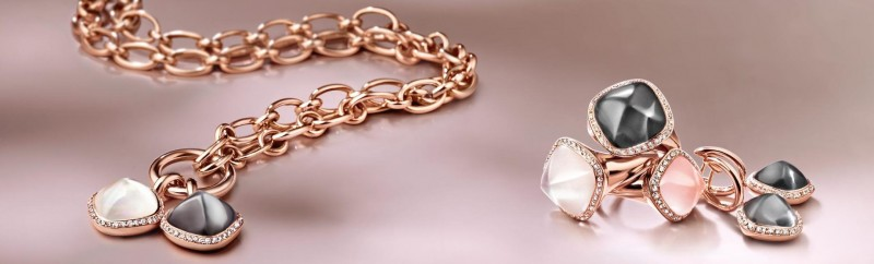 Колье и кольца Tirisi из коллекции Tirisi Jewelry