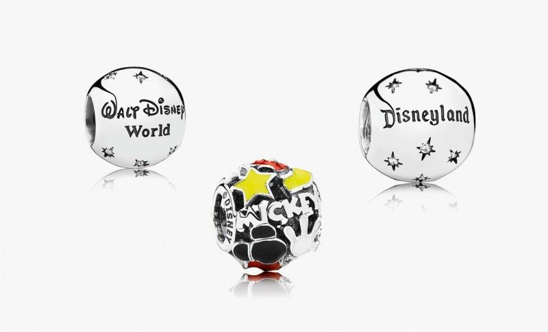Чармы из новой коллекции Pandora и Disney
