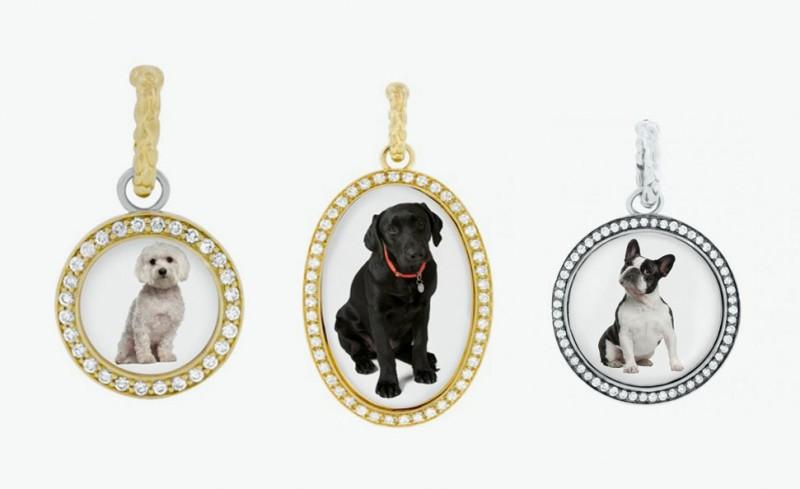 Медальоны из серебра и золото из коллекции Hellmuth Hund