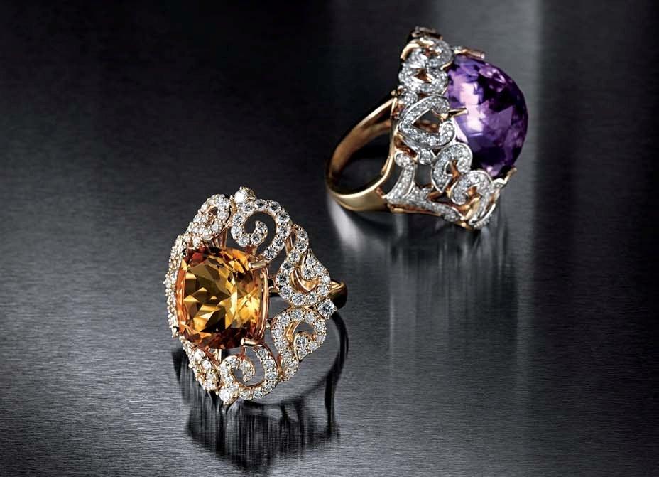 Коллекция изящных драгоценностей от Фары Хан и Tanishq ...