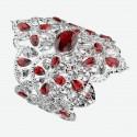 Рубиновый браслет за 4 миллиона