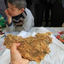 Найден 8-киллограммовый самородок