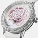 Часы с розой от Blancpain ко Дню всех влюблённых