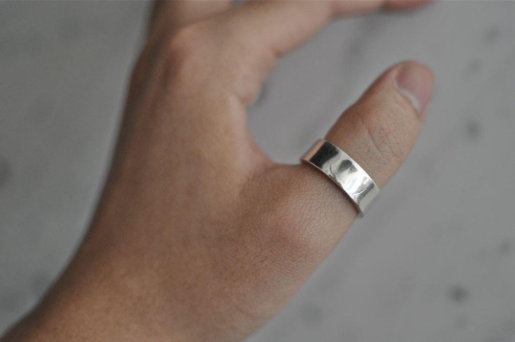 Кольцо на большой палец своими руками 68