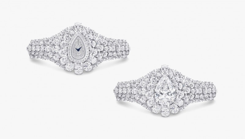 Часы Fascination от Graff Diamonds