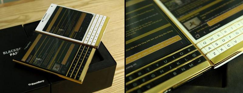 Blackberry Passport от Karalux.