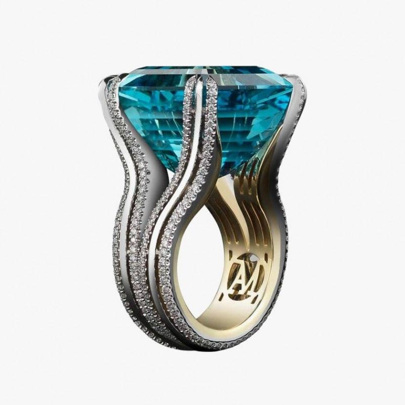 Кольцо от Alexandra Mor