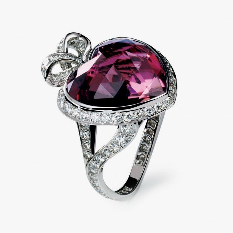 Кольцо Coeur Romantique от Dior Joaillerie