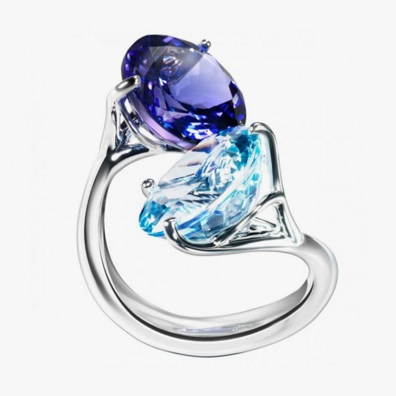 Кольцо от Bagues