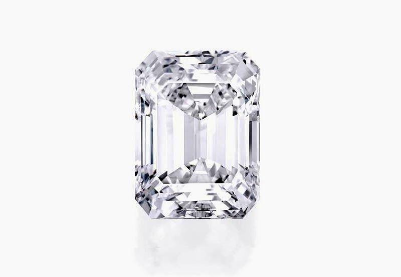 Безупречный бриллиант весом в 100 карат был продан на аукционе Sotheby's за 22,1 миллиона долларов