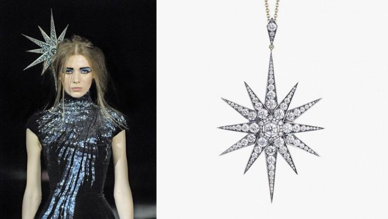 Подвеска в форме звезды из коллекции Шона Лина Reflective Series