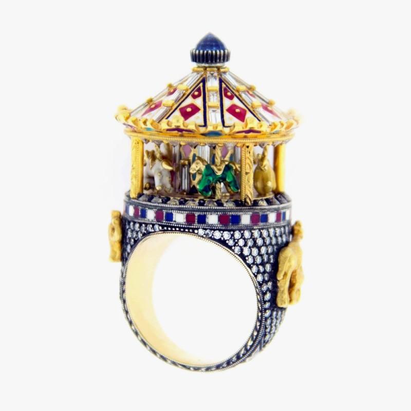 Кольцо от Lord Jewelry