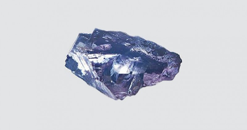 Super-Rare 30.80-Carat Purple Diamond