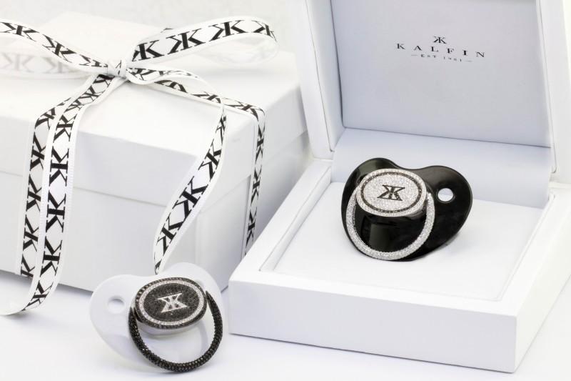 kalfin black diamond pacifier