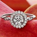 Необычные обручальные кольца для необычных невест