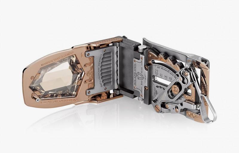 Механизм пряжки R60 Diablo от Roland Iten