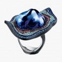 Кольцо с танзанитом от Jewellery Theatre