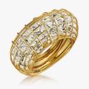 Золотой браслет от Verdura