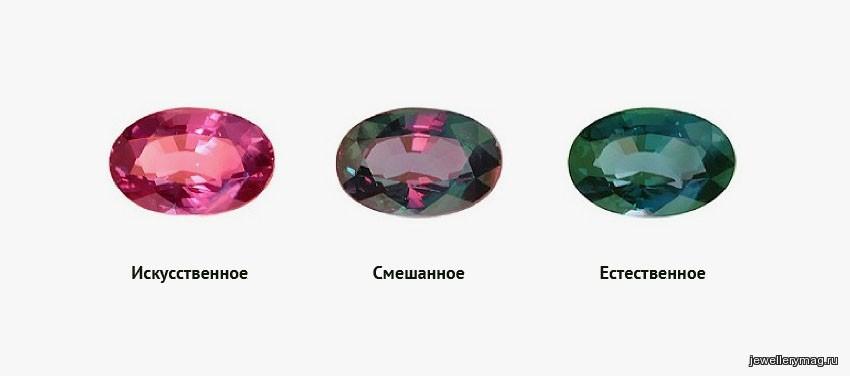 Камень александрит  цена