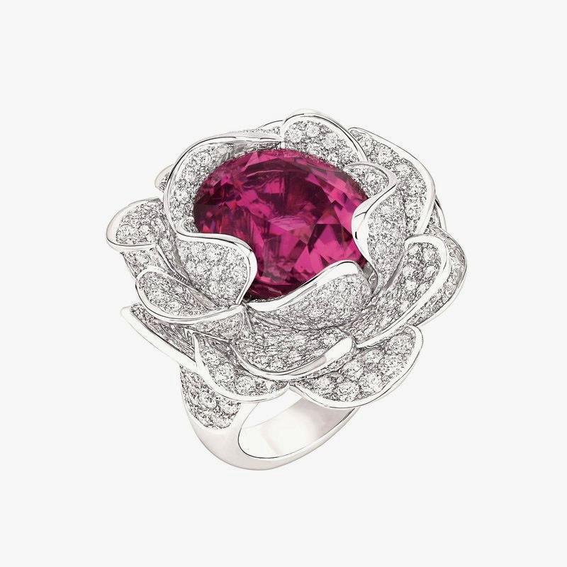Кольцо Jardin De Camelia от Chanel