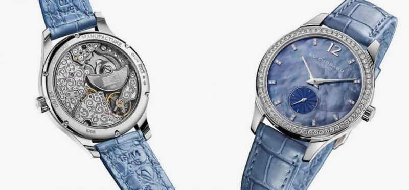 Часы L.U.C XPS 35mm Esprit de Fleurier от Chopard