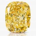 The Golden Empress — 132-каратный жёлтый бриллиант от Graff