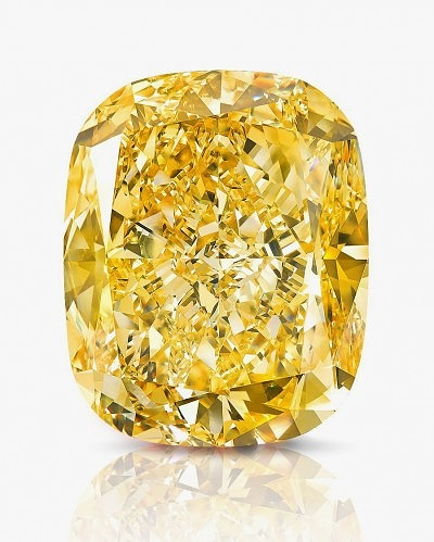 Бриллиант The Golden Empress.
