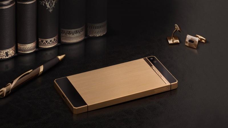 Смартфон Gresso Regal Gold