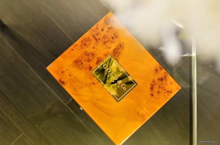 Золотой iPhone6 от Vorsteiner фирменная коробка Gold&Co