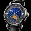Часы Voutilainen GMT-6 для аукциона Only Watch 2015