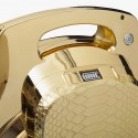 Золотой электромоноцикл Segwheel от Goldgenie