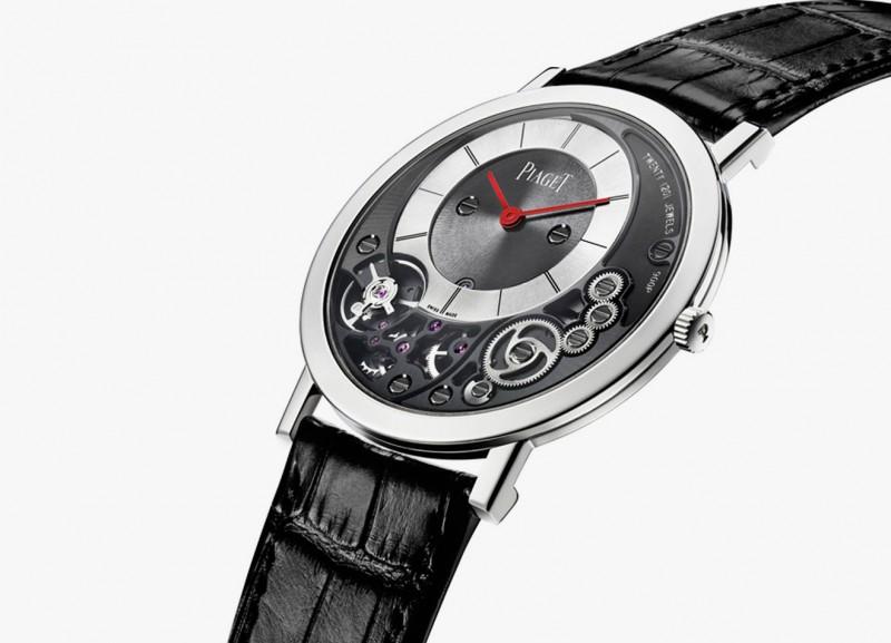 Altiplano 900P от Piaget — самые тонкие механические часы в мире