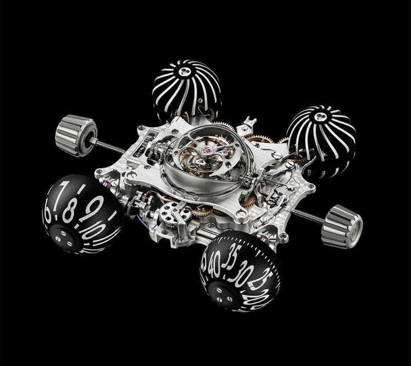 Механизм часов Horologic Machine 6 Space Pirate