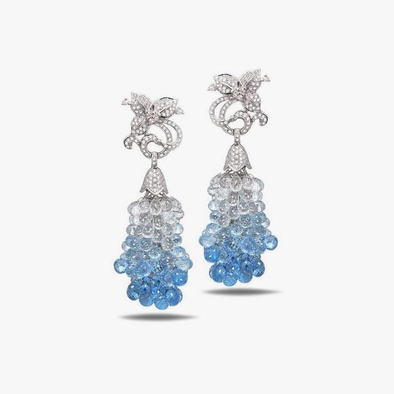 Серьги от Case Reale Jewelry