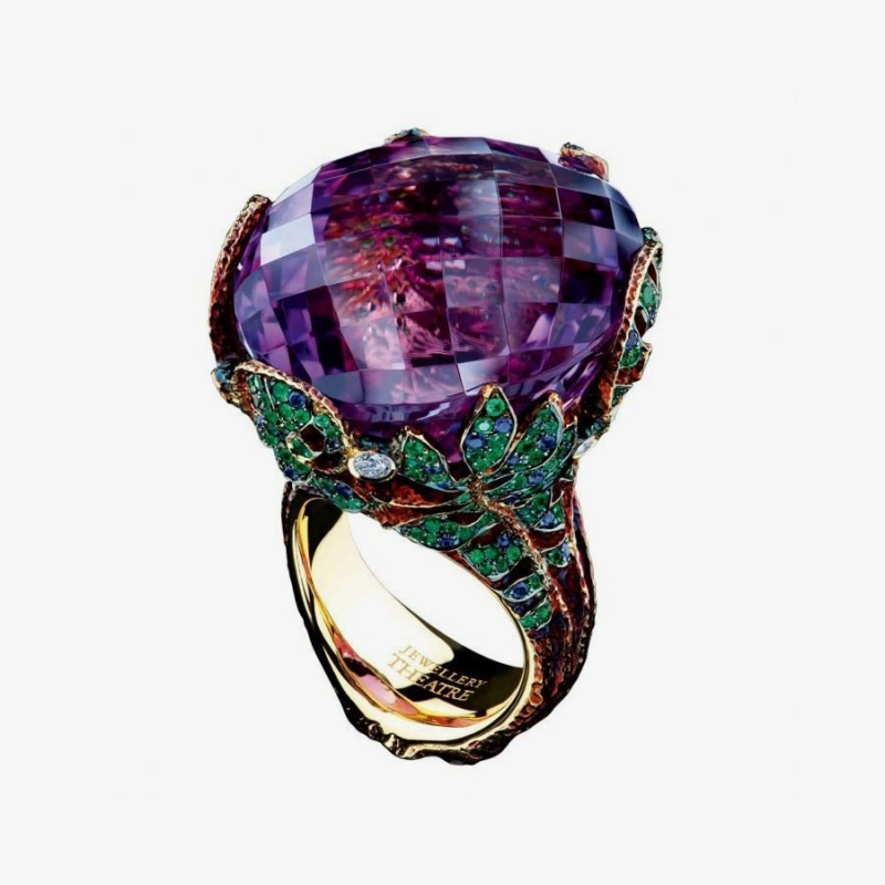 Кольцо от Jewellery Theatre