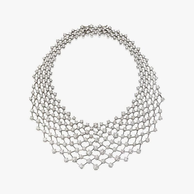 Колье с бриллиантами от Nirav Modi