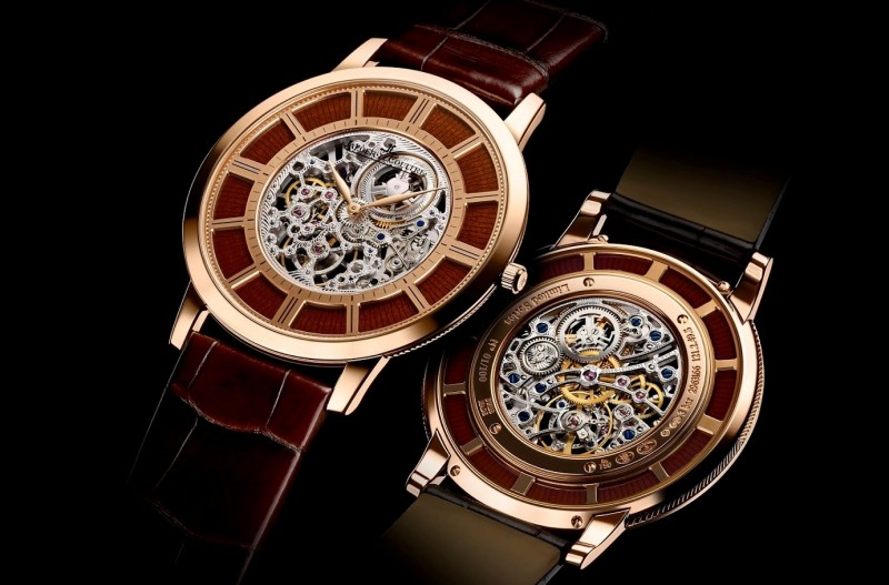 Master Ultra Thin Squelette от Jaeger-LeCoultre
