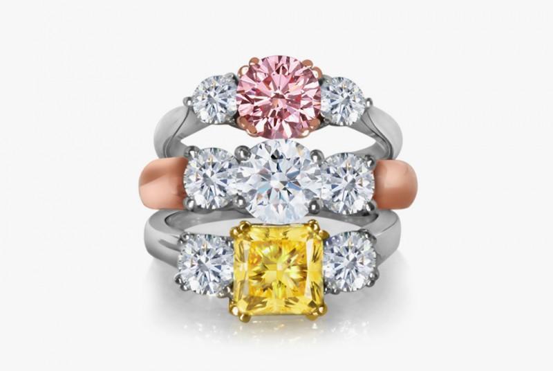 Бриллианты Pure Grown Diamonds — новые лучше друзья девушек