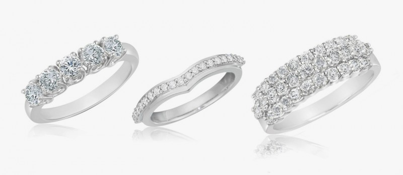 Кольца с бриллиантами Pure Grown Diamonds