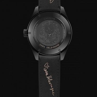 Обратная сторона часов TAG Heuer Signature Edition Carrera