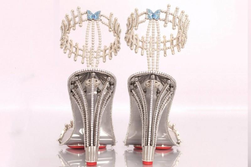 Новая пара туфель Бейонсе, получившая название Stella Constellation, может быть использована в одном из видеоклипов певицы