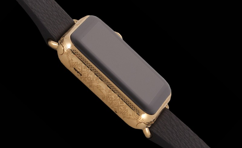 Apple Watch от Caviar, посвященные Петру I