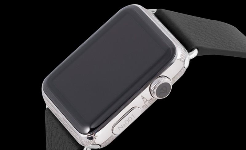 Apple Watch от Caviar, посвященные В.И. Ленину