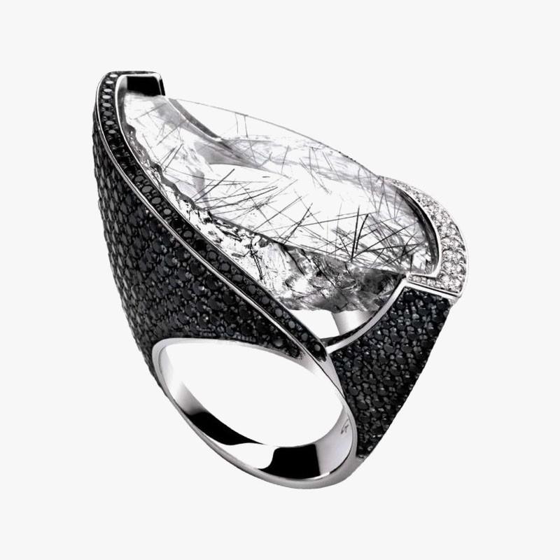 Кольцо от Jean Marc Garel