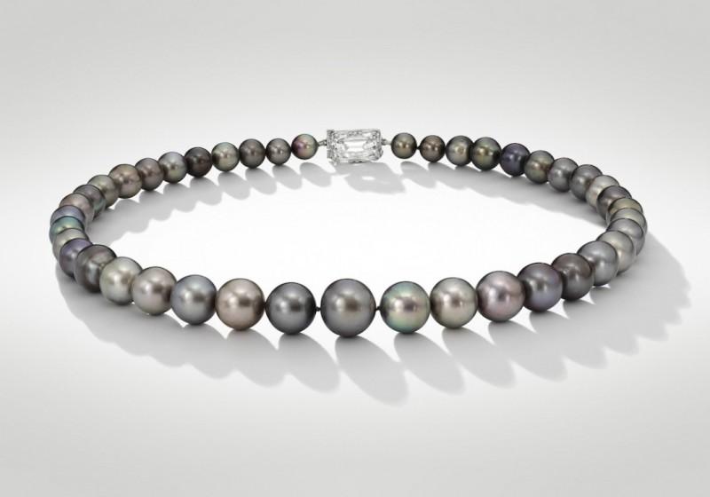 Жемчужное ожерелье виконтессы Каудри будет выставлено на аукционе Sotheby's в октябре