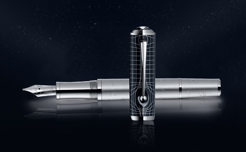 Ручка Albert Einstein Limited Edition 3000 от Montblanc
