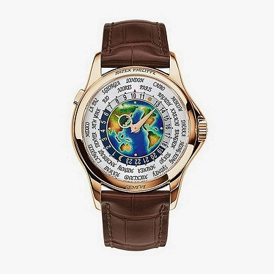 Часы World Time watch —Ref. 5131 от Patek Philippe
