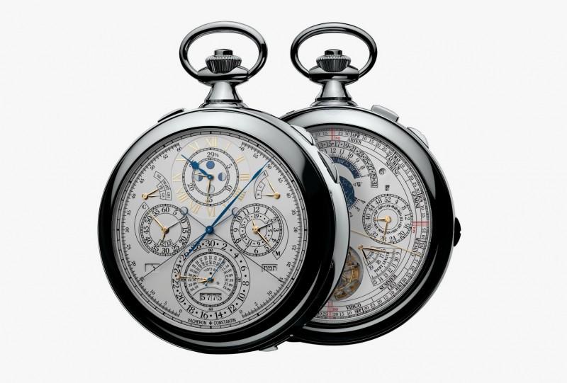 Часы Ref. 57260 от Vacheron Constantin