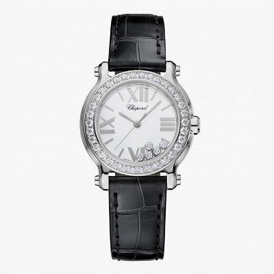 Часы Happy Sport с подвижными бриллиантами от Chopard